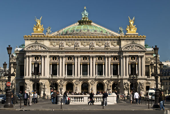 Guided tour Opera House Garnier Paris