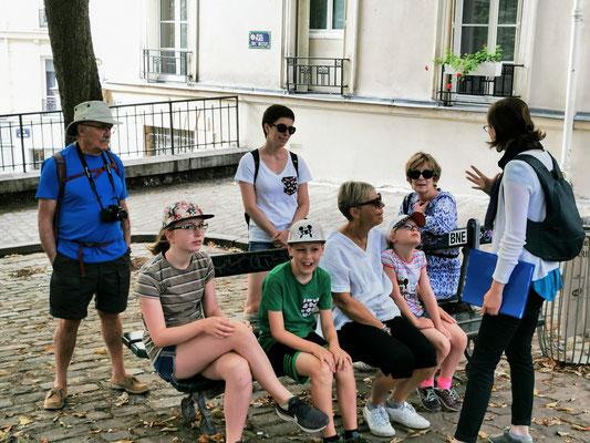 Private tour guide Paris left bank