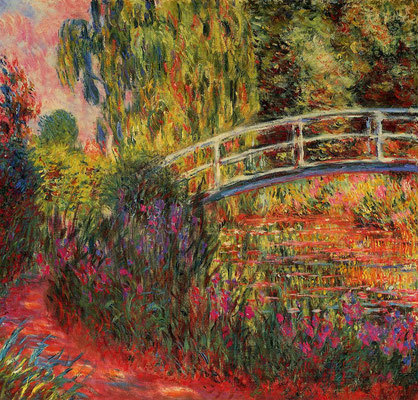 Private tour to Giverny from Paris Japanese bridge