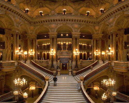 Private tour Opera Garnier Paris