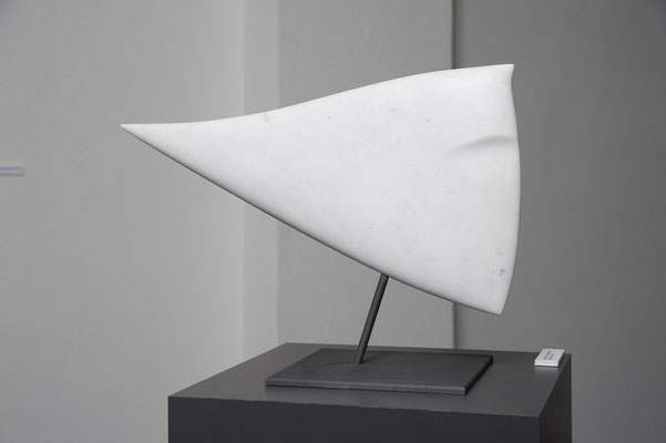 """Testa Bianca"" - Carrara, h = 36 cm"