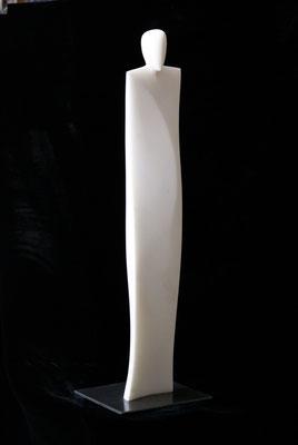 """""""Esile"""" - Carrara, h = 80 cm"""