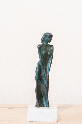 Bronzetto, h = 15 cm