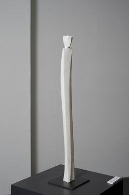 """Esile II"" - Carrara, h = 61 cm"
