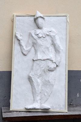Scagliola, dim. 58 / 84 cm