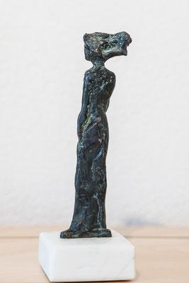 Bronzetto, h = 14 cm