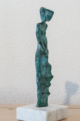 Bronzetto, h = 20 cm