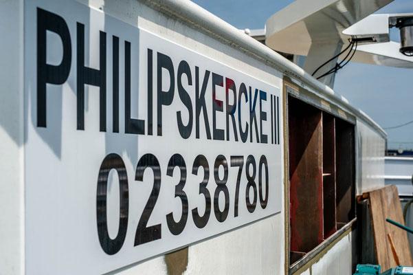 Afbouw ms Philipskercke III