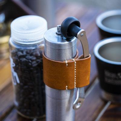 ナルゲンと焙煎仕立てのコーヒー豆と、、、
