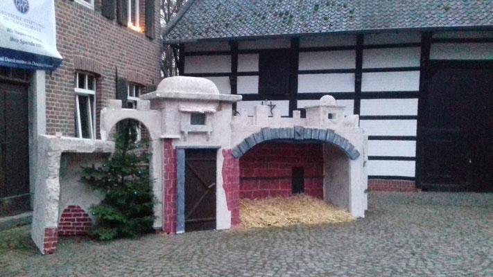 1. Türchen Haus Wildenrath