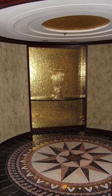 Celebrity Suite Entrance