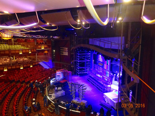 Harmony of the Seas Main Theatre