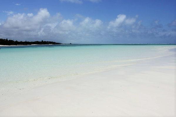 Best beach in Zanzibar