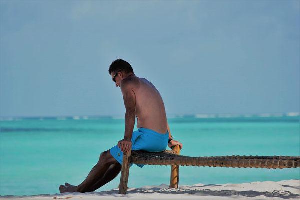 Urlaub auf Sansibar