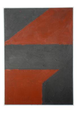 o.T., Öl auf Leinwand 1982, 140 x 100 cm