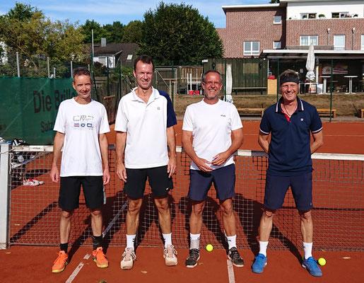 Herren 50 (32-er-Feld): Sieger Hauke Schröder (TC Mürwik)