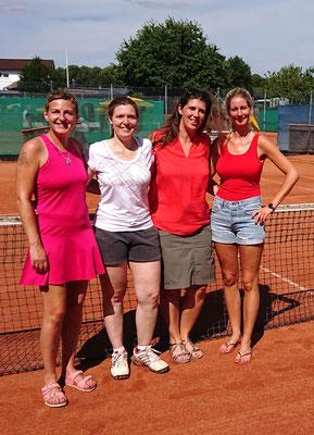 Damen 30 (5-er-Feld / RR): Siegerin Tatjana Maas (TC Wankendorf)