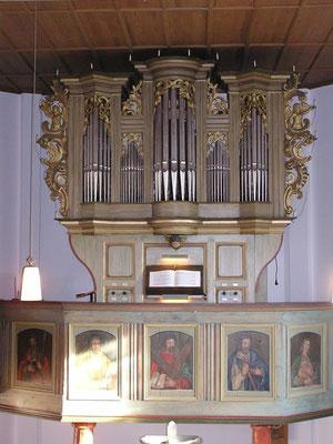 Busenborn - Joh. Friedrich Syer, Nieder-Florstadt, 1756, I/12