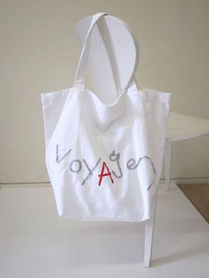 GALERIE VIE バッグデザイン商品企画(リボン刺繍、刺繍)