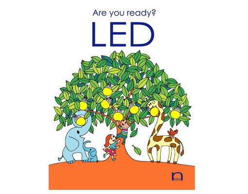 LEDパッケージビジュアル