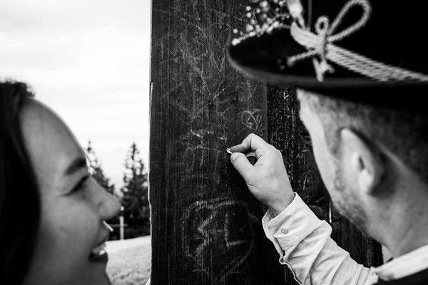 hochzeitsfotograf wallberg am tegernsee - kommando: kunst.