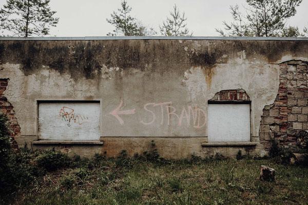 koloss von prora - reisefotografie von kommando: kunst.