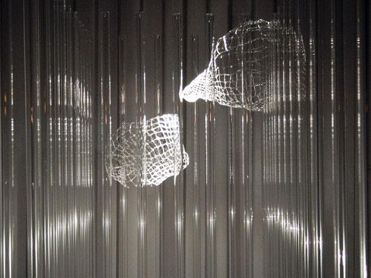 """""""Zellwanderung"""", Detail, 2008"""