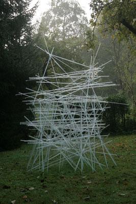 """Fragila"", 2015, 210x80x60cm"