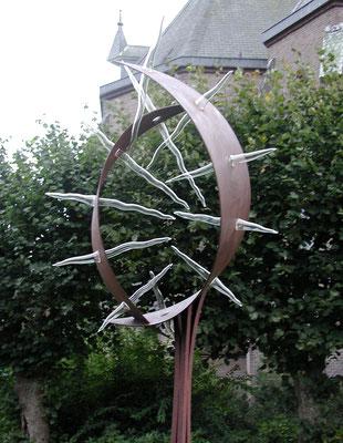 """""""Lichtfänger Detail, 2010"""