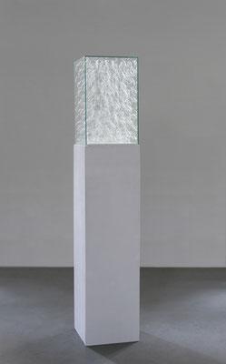 """""""Was bleibt"""", 2013, 136x25x25cm"""