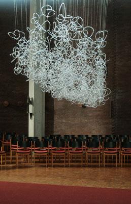 """Loopinvasion"", St. Martinskirche Kiel, 2016"