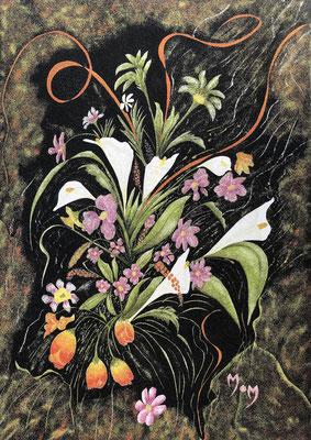 Floralies - 50 x 70 - À VENDRE