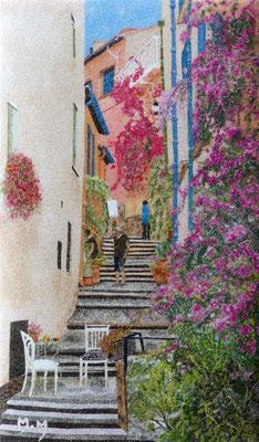 Collioure - 42,5 x 25 - VENDU