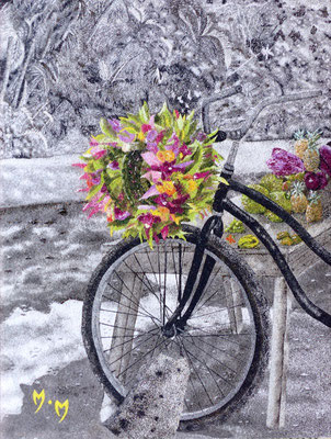 Vélo - Sables