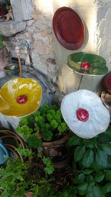 Fleur Céramique Décoration