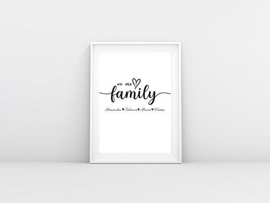 Familienposter 3