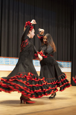 Flamenco-Tänze