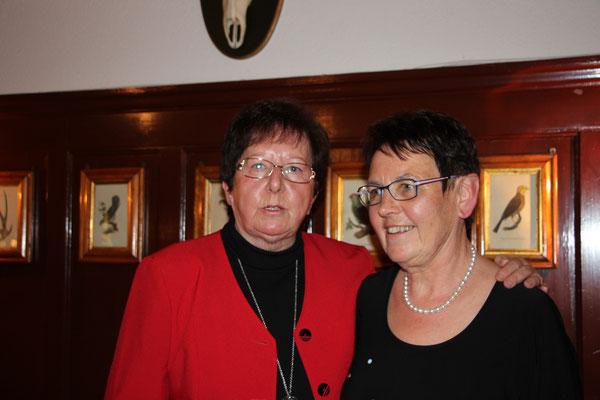 Silvia und Ursi treten als Co-Präsidentinnen zurück