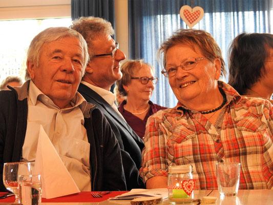 Margreth und Willi feiern goldene Hochzeit