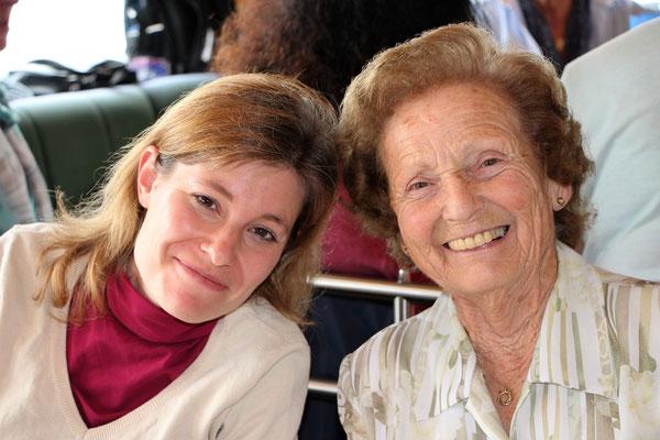 Die Älteste und die Jüngste Sängerin, 53 Jahre Unterschied??