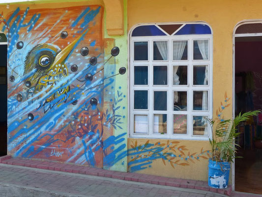 Street-Art San Juan Atitlán-See