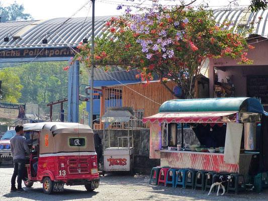 Foodtruck San Marcos Lago de Atitlán