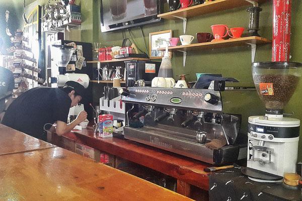 Martin Café Loco Panajachel