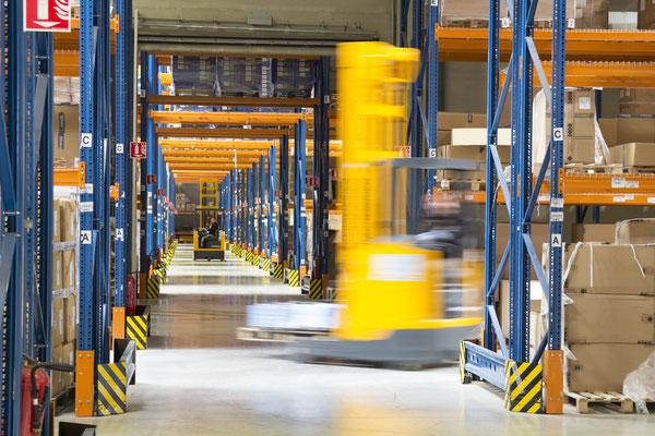 Plateforme logistique de Bussy pour CBRE Global Investors