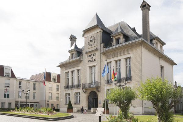 Mairie Deuil la Barre
