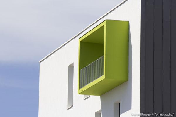 Parc Atlantis pour Sto -Saint-Herblain-Agence d'architecture Unité