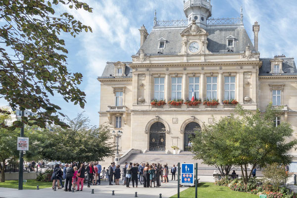 Mairie Asnieres sur Seine