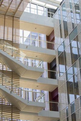 Groupe Chèque Déjeuner pour Schüco - Gennevilliers - Art and Build Architect