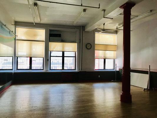 ピラティスが生前使っていたスタジオ