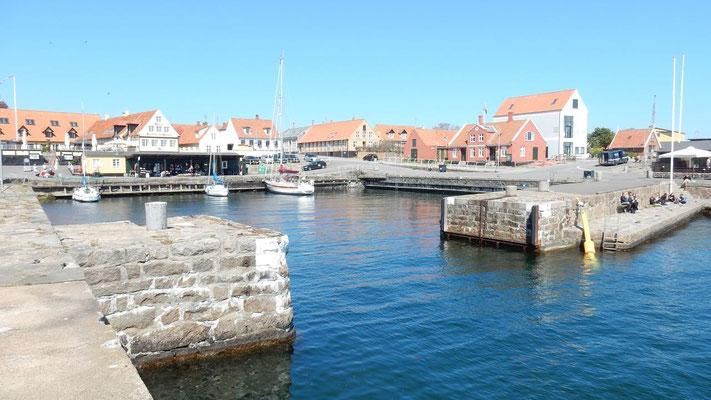 Swaneke Hafen